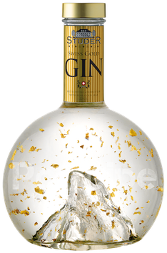 Studer's Gold Gin