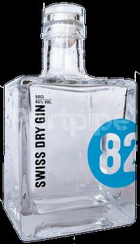 Swiss Dry Gin 82