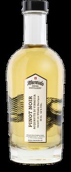 Acquavite di vinaccia Pinot Noir Barrique