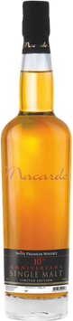 Macardo 10th Anniversary Single Malt Whisky Limited Edition