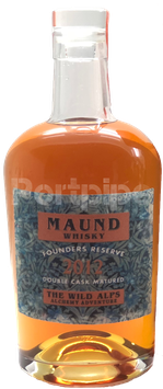 """J.O. MAUND WHISKY """"FOUNDERS RESERVE 2012"""" LIMITED EDITION"""
