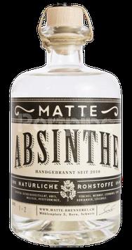 Matte Absinthe