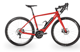 E-bike Pmzero Bici elettrica GRAVEL 03