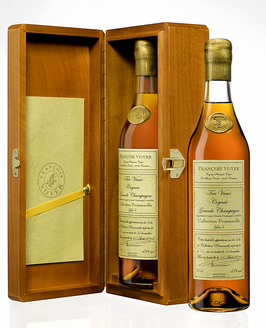 Cognac François Voyer Lot 5 collection