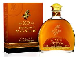Cognac François Voyer XO Gold Karaf