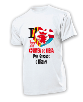 TEE-SHIRT FESTA DE LA COUNTÉA DE NISSA