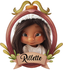 Rillette - Dark tan