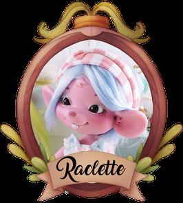 Raclette - Dark pink