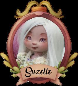 Suzette - Pink tan