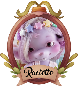 Raclette - Light purple
