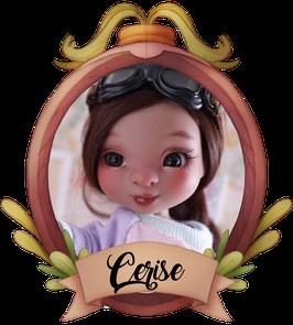 Cerise - Chocolate skin - Stock