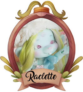 Raclette - Light blue