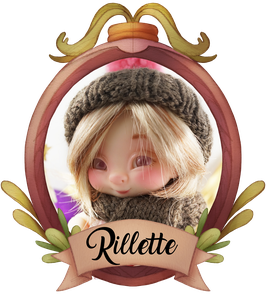 Rillette - Pale normal
