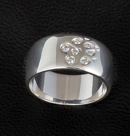 Traumring in Silber: GMH-280