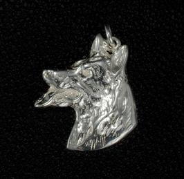 Schäferhund Typ I. Teilplastik (TP)