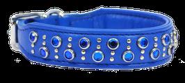 "Halsband ""Denver"" - blau"