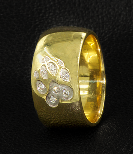 Traumring in Gold: GMH-280