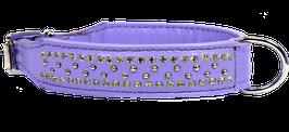 "Halsband ""Las Vegas"" - lavendel"