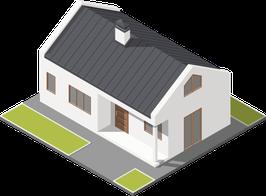 Heizlastberechnung bis max. 250 m² bzw. 1 WE