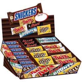 Mars Chocolate Topseller 72er