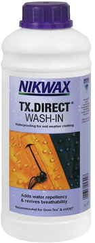 Nikwax TX. Direct Wash-In 1L