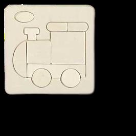 "Puzzle ""Eisenbahn"""
