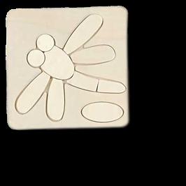 """Puzzle """"Libelle"""""""