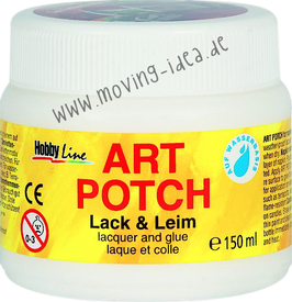 ART POTCH Lack & Leim Matt