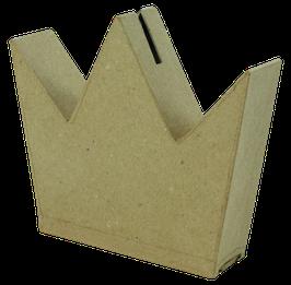 Spardose als Krone