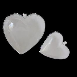 Betonform Herz - Einzeln