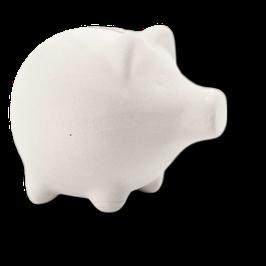 Spardose kleines Sparschwein
