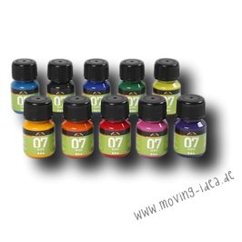 A-Color Glass | Glas-Farben-Set (10x30ml)