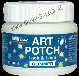 ART POTCH Lack & Leim Glimmer
