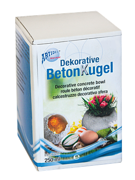 Angebot: Betonkugel-Set