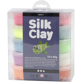 Silk Clay Basis Set