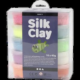Silk Clay Basis Set