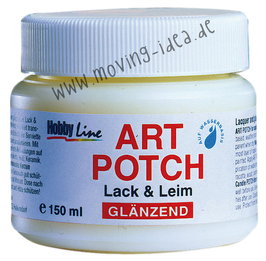 ART POTCH Lack & Leim Glänzend