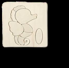 """Puzzle """"Seepferdchen"""""""