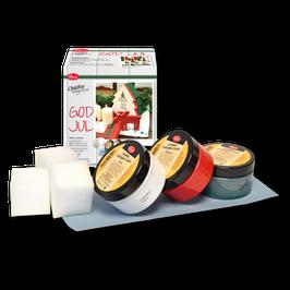 God Jul - Chalky Weihnachtsset