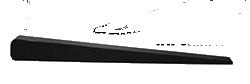 PFRA080 / Cale nylon