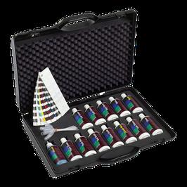 00.826A - System B3 AQUA - Coloration des plastiques, cuirs et vinyles