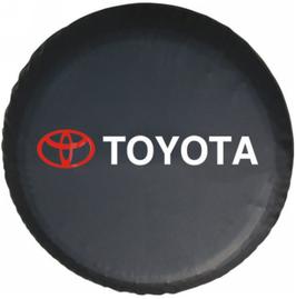Couvre-roue avec marquage Toyota - Nouveau modèle