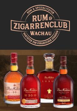 Rum & Zigarrenclub Mitglied werden