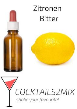 20ml Lemon-Bitter