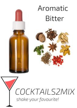 20ml Aromatic Bitter