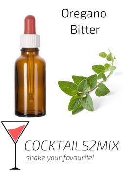 20 ml Oregano Bitter
