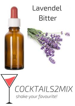 20ml Lavendel Bitter