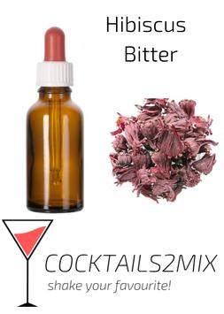 20 ml Hibiscus Bitter