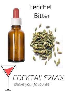 20ml Fenchel Bitter