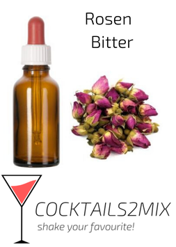 20 ml Rosen Bitter